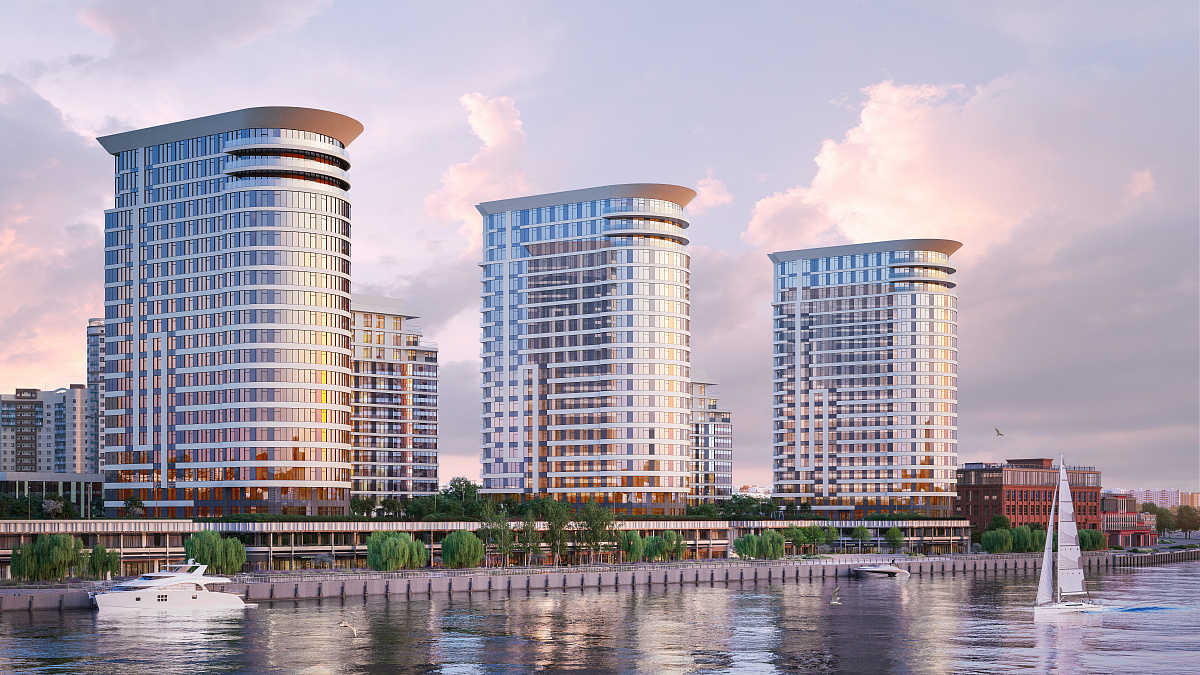 Sales launch at AQUATORIA –new tower is on the market